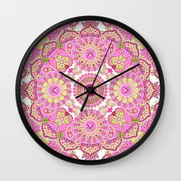 Knowing Love Wall Clock