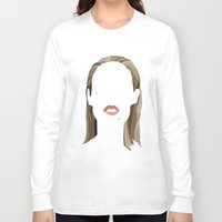 iggy azalea Long Sleeve T-shirts featuring Iggy by Bethany Mallick