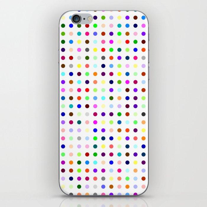 Big Hirst Polka Dot iPhone Skin