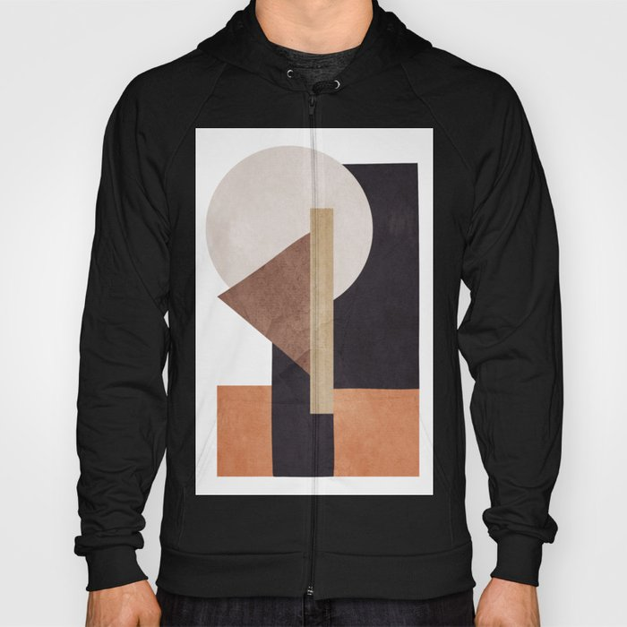 Abstract Geometric Art 10 Hoody