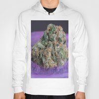 medical Hoodies featuring Jenny's Kush Medical Marijuana by BudProducts.us