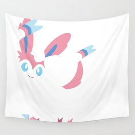 Sylveon Wall Tapestry