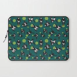 Sumo-sthenics Green Laptop Sleeve