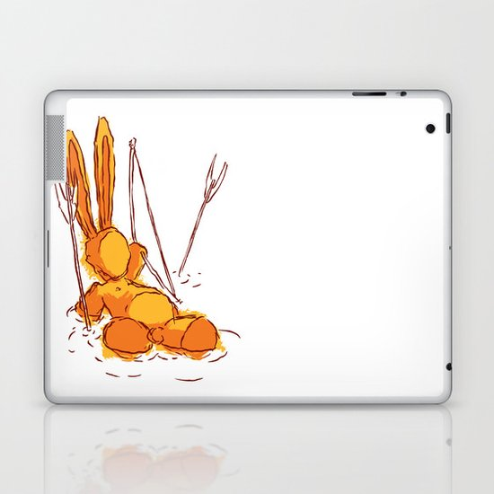 On the Losing Side Laptop & iPad Skin