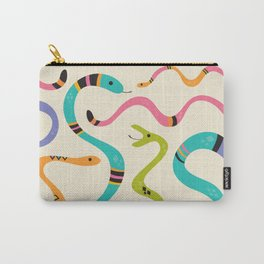 Snakes Carry-All Pouch