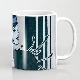 Melancholic flapper Coffee Mug
