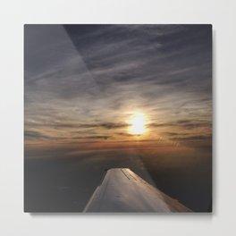 At Wing's Length Metal Print