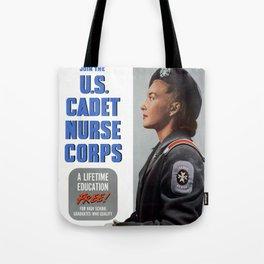 U.S Cadet Nurse Tote Bag