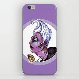 Dark Diva – Ursula iPhone Skin