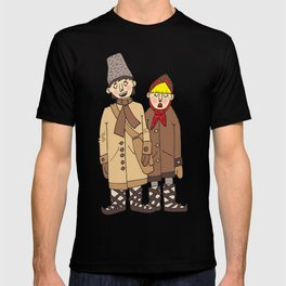 Traditional carolers T-shirt