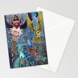 Spirit Migration Stationery Cards