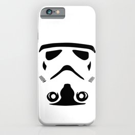 Star Wars Clone / Clon de La Guerra de las Galaxias iPhone Case