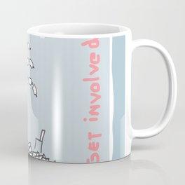 Plastic Isle Coffee Mug