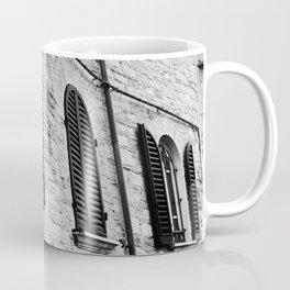 Open the windows Coffee Mug