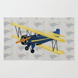Bi-Plane - Fleet Model Rug