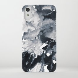 inkblot marble 8 iPhone Case