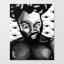 indigNATION Canvas Print