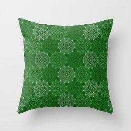 Op Art 45 Throw Pillow