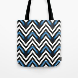 Blue as can be Tote Bag