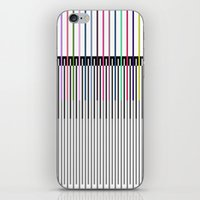 sound iPhone & iPod Skins featuring Sound by Georgiana Paraschiv