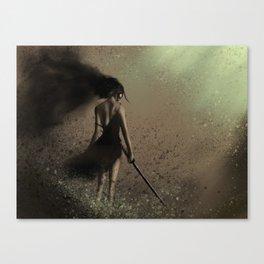 Wraith Canvas Print