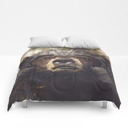 Armored Bear Companion Comforters