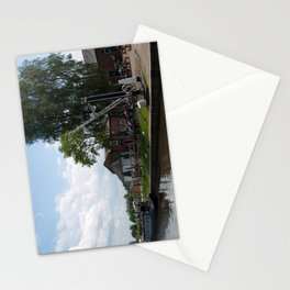 Fradley junction wharf Stationery Cards