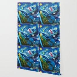 A joker The Starry Knight Wallpaper