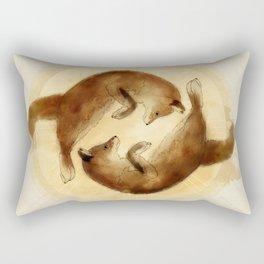Continuum Rectangular Pillow