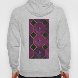 Art Deco Graphic No. 204 Hoody