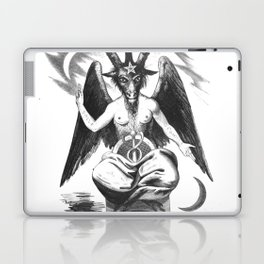 Baphomet - Satanic Church Laptop & iPad Skin