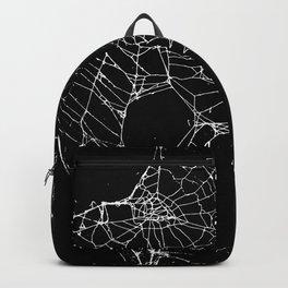 Goth SpiderWeb  Backpack