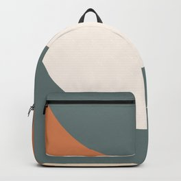 Abstract Geometric 03 Backpack