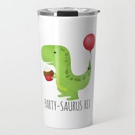 Party-Saurus Rex Travel Mug