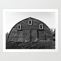 Canadian Outdoors Art Print