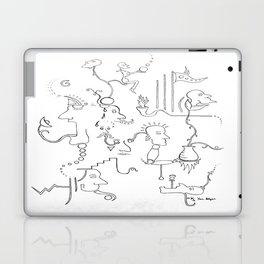 Dream no. 8 Laptop & iPad Skin