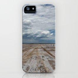 Salt Roads iPhone Case