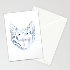 Bubble Cat Stationery Cards