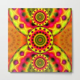 Psychedelic Visions G144 Metal Print