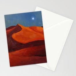 Dunes at Dusk Stationery Cards