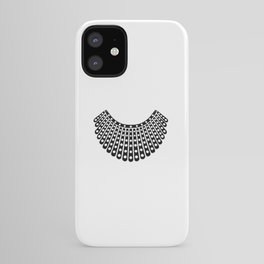 Ruth Bader Ginsburg Dissent Collar iPhone Case