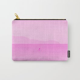 Pin Ocean Water Carry-All Pouch