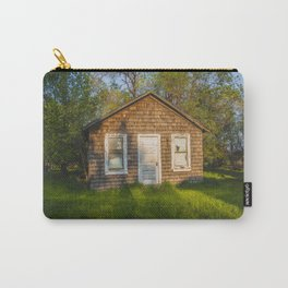 Abandoned Shack, Washburn, North Dakota 1 Carry-All Pouch
