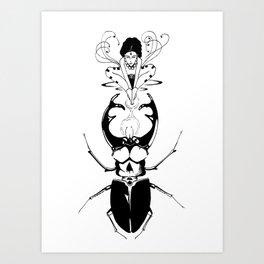 Cervo Art Print