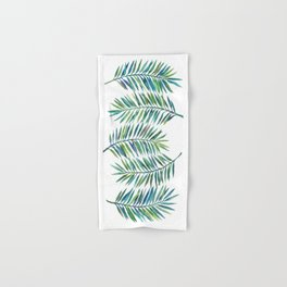 Palm Leaves Hand & Bath Towel