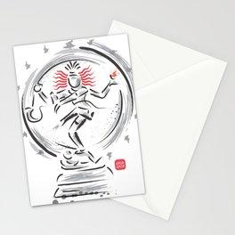 Nataraja - The Cosmic Dancer (Shiva) Stationery Cards