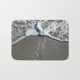 Beach Bubbles Bath Mat