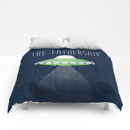 The Fathership Comforters