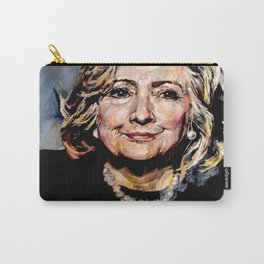 HILLARY CLINTON OFFICIAL PORTRAIT Carry-All Pouch