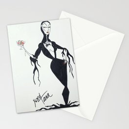 Morticia Stationery Cards